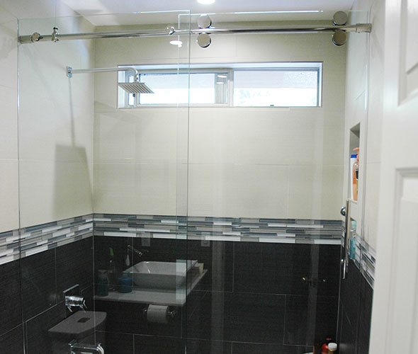 Custom Sliding Shower Doors Fountain Valley