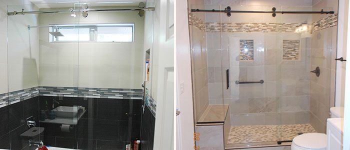 Huntington Beach Best Slider Shower Door