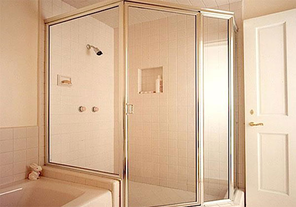 Tempered Glass Shower Enclosure, San Pedro