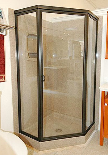 Signal Hill Framed Shower Enclosure