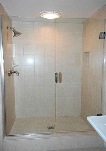 Martin Shower Door Company Gallery Frameless Semi