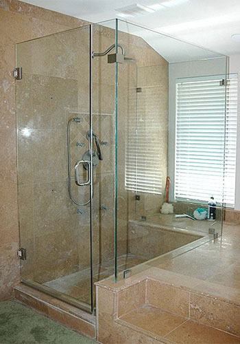 Frameless Shower Enclosure Brea, CA.