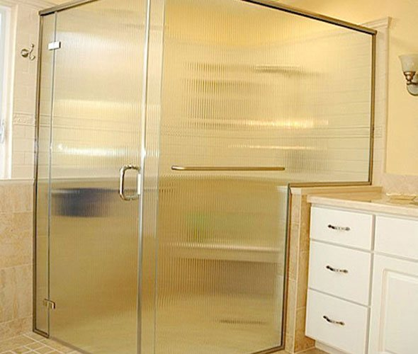Semi-Frameless Shower Doors Replacement